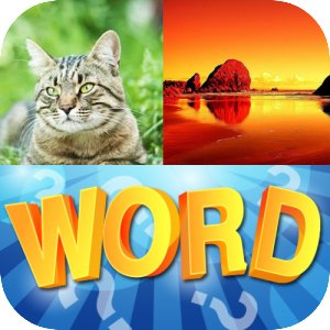 Guess the Word Answers - Loga games Logo